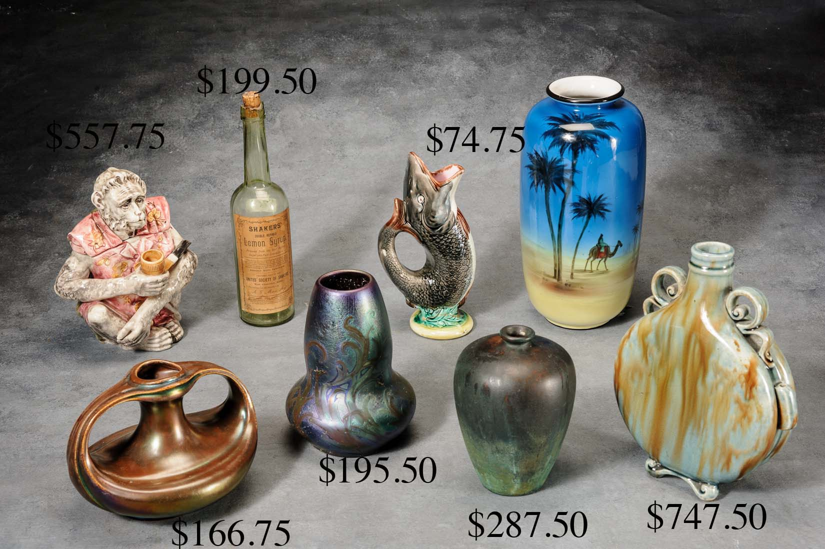 Auction Of Estate Antiques