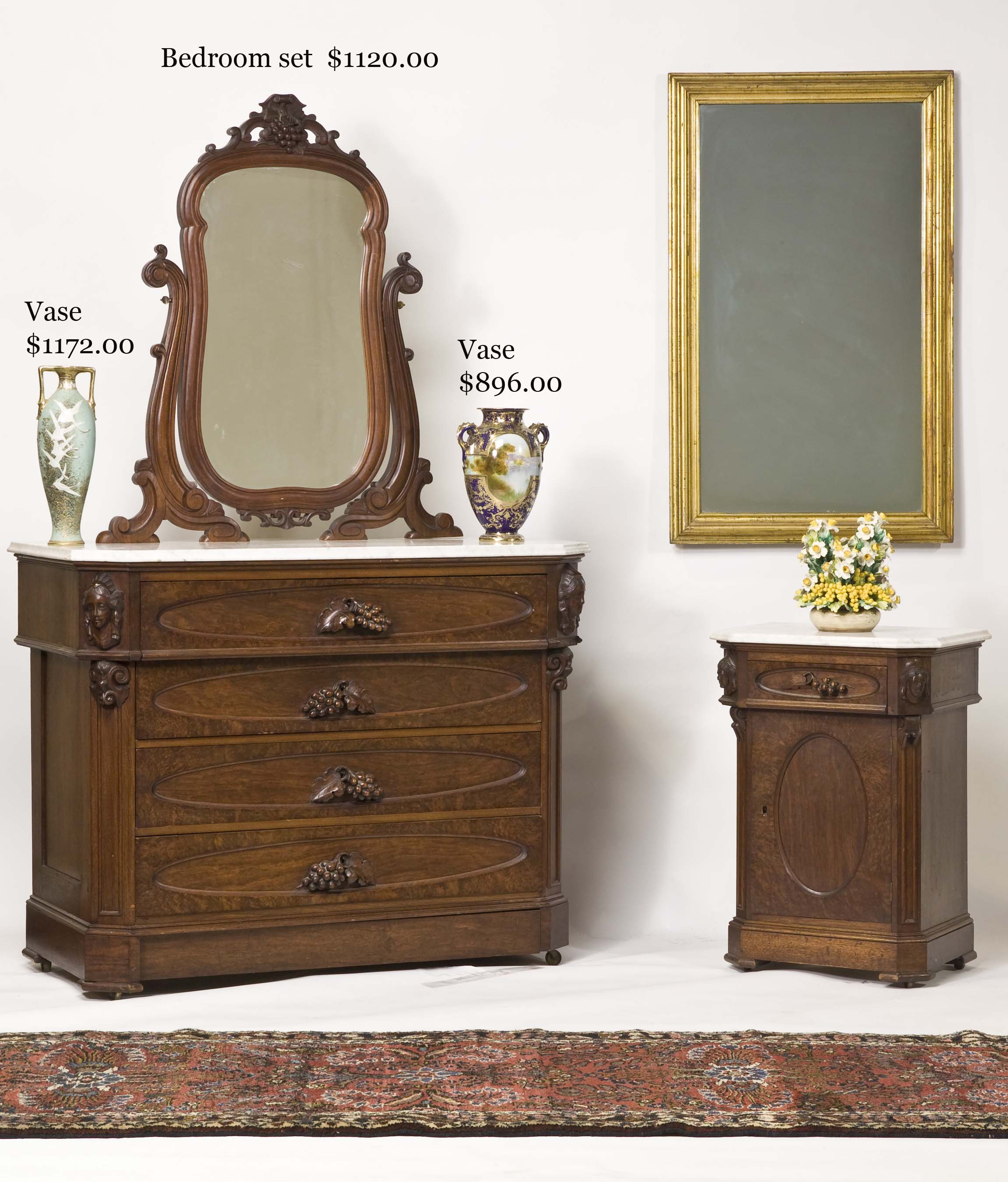Displaying 10 Images For Antique Victorian Bedroom Furniture