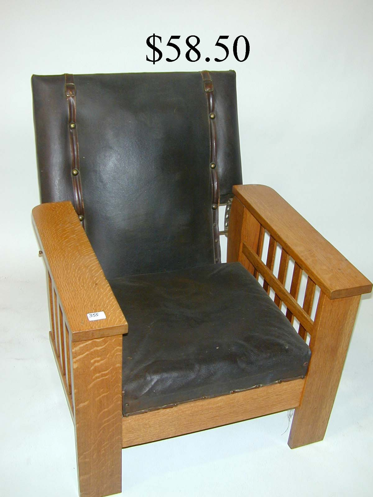Morris Chair Cushions - Leatherworker.net